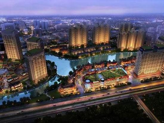 杭州下沙宝龙城市广场