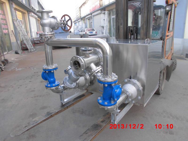 LRP-40-5.5-N2型污水提升设备
